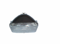 3 PIN SQUARE HEADLIGHT